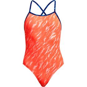 Funkita Tie Me Tight One Piece Swimsuit Girls melba mist